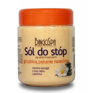 BingoSpa Athlete's foot salt treatment