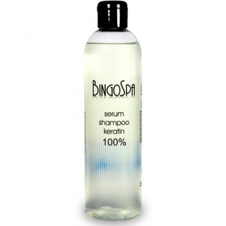 Keratin serum  shampoo