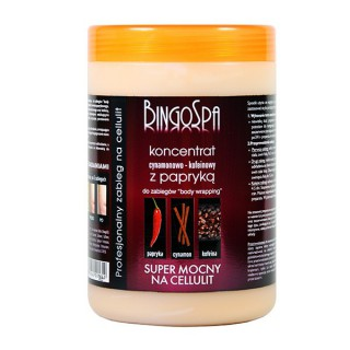 BingoSpa Super strong Cinnamon and Caffeine Concentrate with Chilli