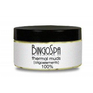 Thermal mud with  Oligominerals BingoSpa